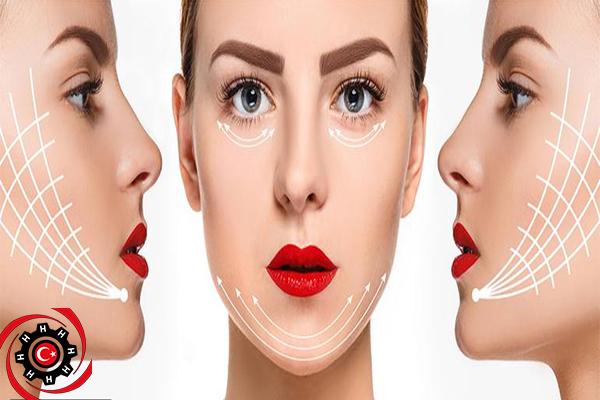 الطرق الجراحية لشد الوجه