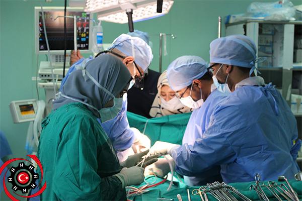 كيفية جراحة القلب